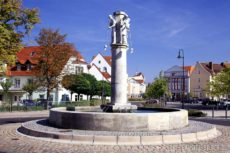 Glasmacherbrunnen